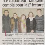 Lecture d'archives : Jean-Pierre Coste, colporteur